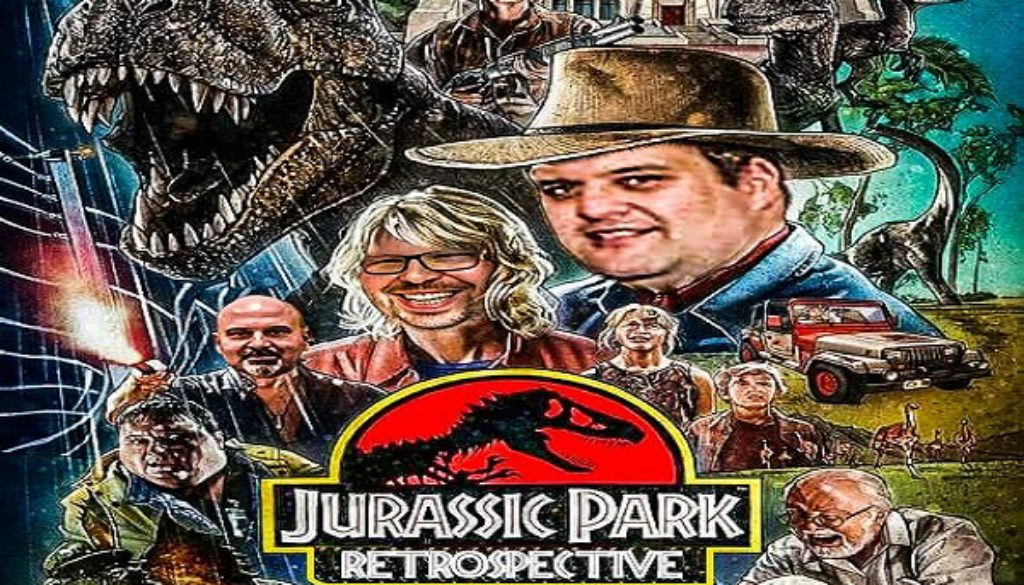 Binge Movie Aftertaste Jurassic Park Retrospective W Jim Law And Nate Peterson Jurassic Park 1993 Bingemedia Net